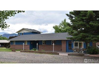 Boulder Single Family Home For Sale: 7535 Crannell Dr