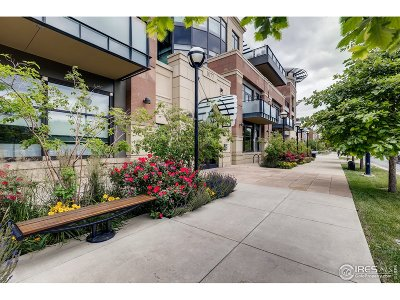 Boulder Condo/Townhouse For Sale: 1077 Canyon Blvd #207