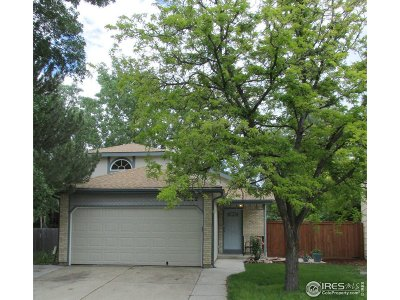 Longmont Single Family Home For Sale: 1812 Rice St