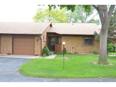 Loveland Single Family Home For Sale: 1100 N Taft Ave #7