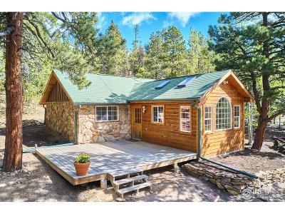 Golden Single Family Home For Sale: 33020 Janelle Cir