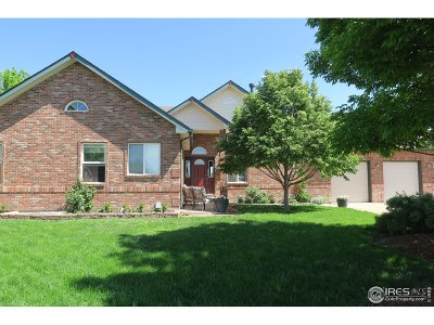 Berthoud Single Family Home For Sale: 902 E County Road 8
