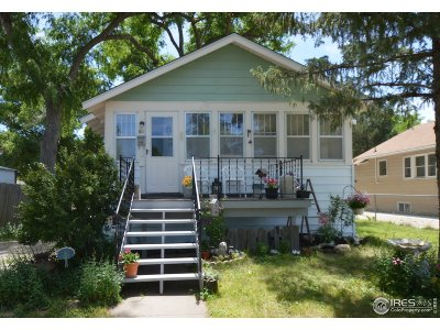 Sterling Single Family Home For Sale: 611 Taylor St