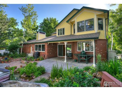 Longmont Single Family Home For Sale: 311 Belview Ct