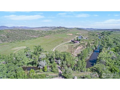 Laporte Farm & Ranch For Sale: 4451 N Highway 287