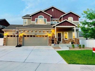 Loveland Single Family Home For Sale: 1064 Cygnus Dr