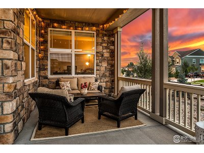 Fort Collins Single Family Home For Sale: 2332 Copper Crest Ln