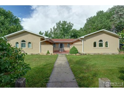 Single Family Home For Sale: 6720 N County Road 21