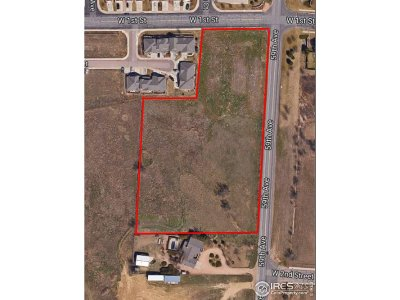 Greeley Residential Lots & Land For Sale: 1st And 59th Ave