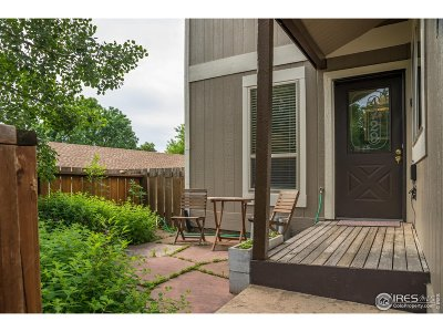 Boulder Condo/Townhouse For Sale: 4729 Tantra Dr #C