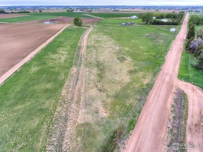 Greeley Residential Lots & Land For Sale: 33530 County Road 25
