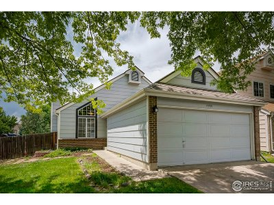Westminster Single Family Home For Sale: 11501 Benton Ct