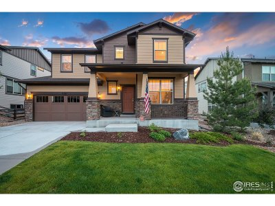 Arvada Single Family Home For Sale: 8371 Umber St