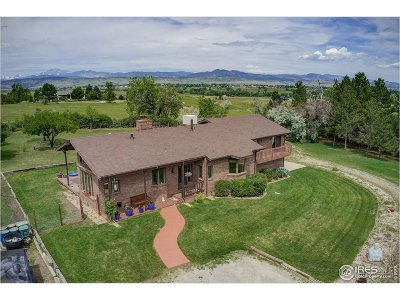 Longmont Single Family Home For Sale: 2304 Horseshoe Cir