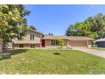 Single Family Home For Sale: 1804 Pawnee Dr