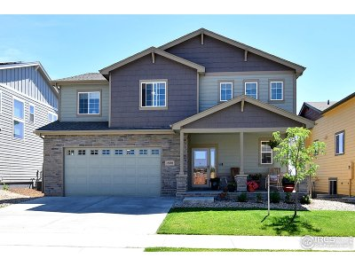 Fort Collins Single Family Home For Sale: 1808 Deep Woods Ln