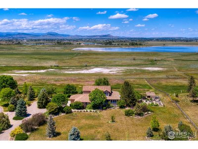 Longmont Single Family Home For Sale: 6941 Goose Point Ct