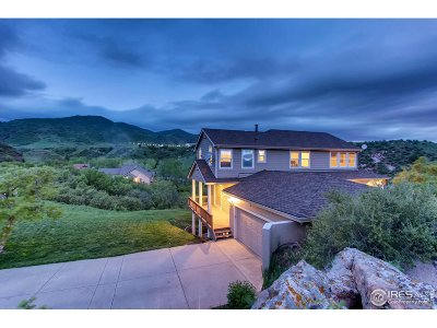 Littleton Single Family Home For Sale: 13095 W Mustang Way