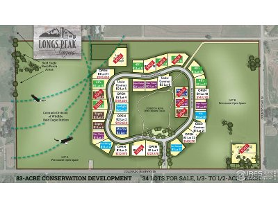 Berthoud Residential Lots & Land For Sale: 501 Nesting Eagles Way