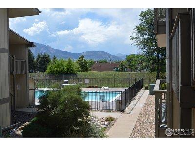 Boulder Condo/Townhouse For Sale: 625 Manhattan Pl #206
