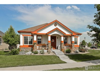 Longmont Single Family Home For Sale: 1534 Otis Dr