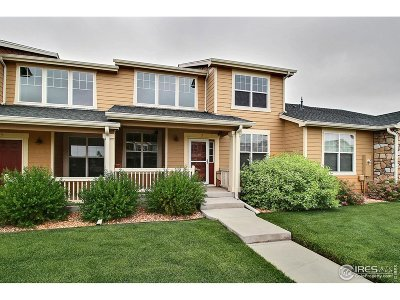 Greeley Condo/Townhouse For Sale: 6914 W 3rd St #2