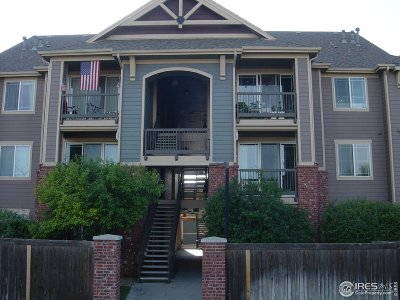 Fort Collins Condo/Townhouse For Sale: 2133 Krisron Rd