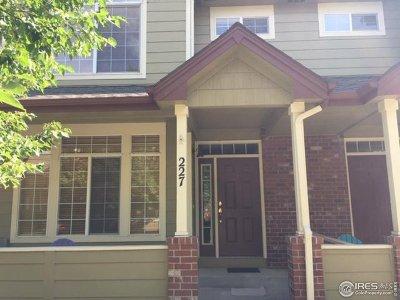 Superior Condo/Townhouse For Sale: 2855 Rock Creek Cir #227