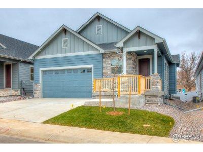 Loveland Single Family Home For Sale: 3519 Taylor Walker St