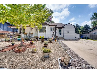 Arvada Single Family Home For Sale: 6152 Newland St