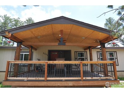 Red Feather Lakes Single Family Home For Sale: 1701 Tesuque Trl