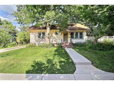 Cranford Single Family Home For Sale: 1536 12th Ave