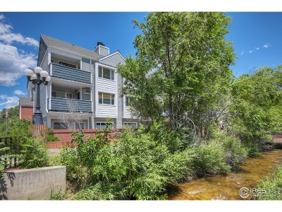 Boulder Condo/Townhouse For Sale: 2201 Pearl St #202
