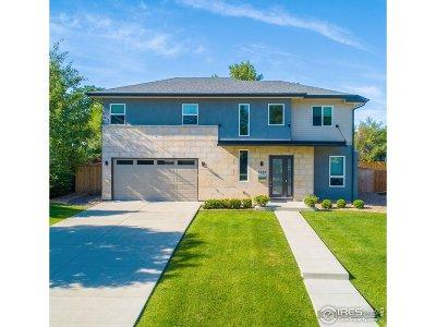 Denver Single Family Home For Sale: 4644 E Dartmouth Ave