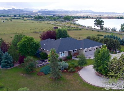 Fort Collins Single Family Home For Sale: 4319 Vista Lake Dr