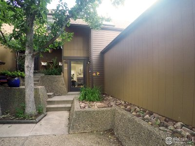 Boulder Condo/Townhouse For Sale: 3840 Telluride Pl
