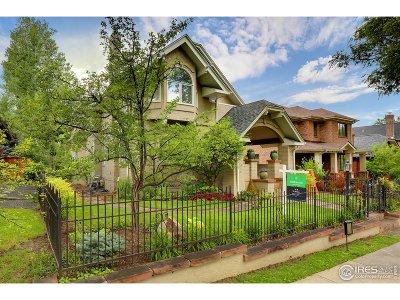 Denver Single Family Home For Sale: 685 S Williams St