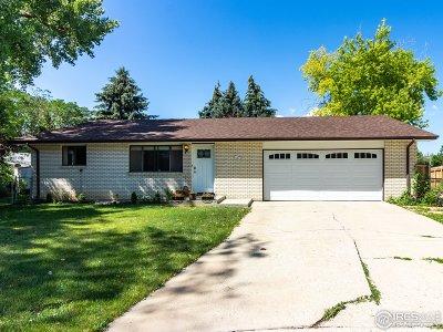 Longmont Single Family Home Active-Backup: 1013 Herman Pl