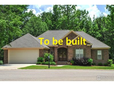 Fort Morgan Single Family Home For Sale: Spur Cross Rd