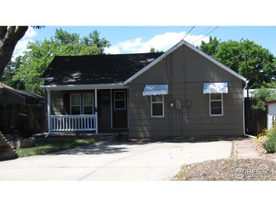 Louisville Single Family Home For Sale: 1109 Spruce St