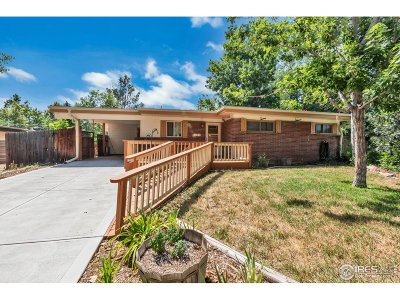 Arvada Single Family Home For Sale: 6195 Dover St
