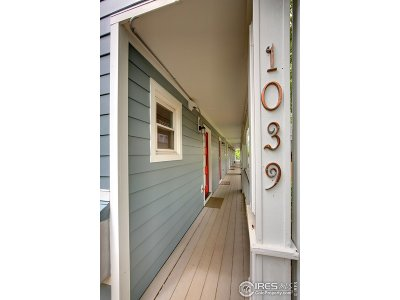 Boulder Condo/Townhouse For Sale: 1039 Maxwell Ave #6