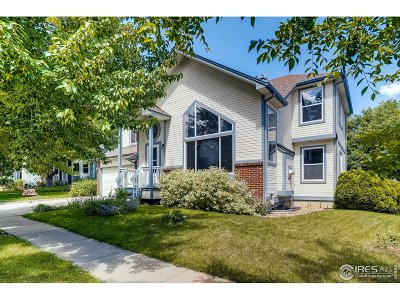 Boulder Single Family Home For Sale: 3220 Wright Ave