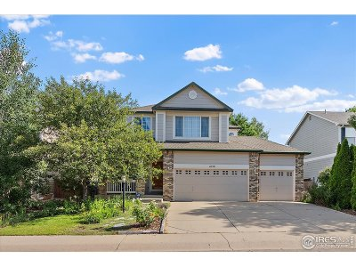 Firestone Single Family Home For Sale: 6156 Valley Vista Ave