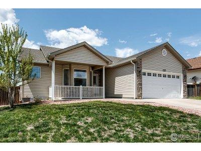 Severance Single Family Home For Sale: 237 Aspen Grove Way