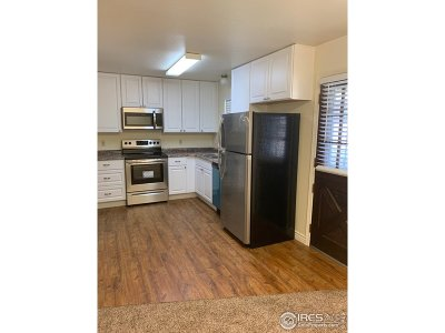 Greeley Condo/Townhouse For Sale: 1512 12th Ave #6