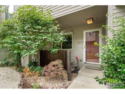 Boulder Condo/Townhouse For Sale: 3272 Sentinel Dr