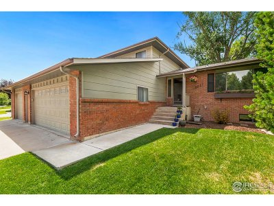 Fort Collins Single Family Home For Sale: 3237 Pepperwood Ln