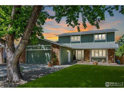 Longmont Single Family Home For Sale: 1331 Alpine St