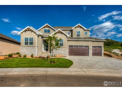 Loveland Single Family Home For Sale: 4796 Mariana Hills Cir